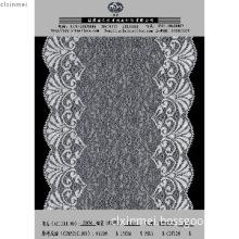 elegant nylon spandex lace for lingerie wedding dresses garment