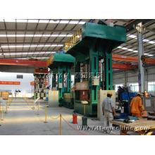 Hydraulic Hot Forming Press