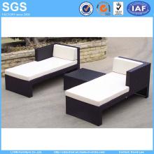 Meubles de jardin Lounger Sofa Mobilier d'hôtel Meubles de patio