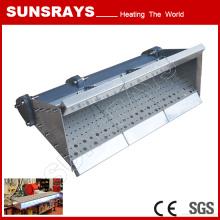 Brûleurs à gaz four industriel brûleurs conduit brûleur (SDB-18)