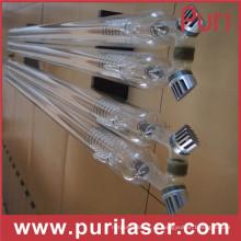 Larga vida del uso Vida útil del tubo del laser de YAG de la buena calidad Vida de funcionamiento