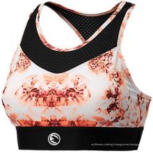 Soutien-gorge de yoga Dri-Fit, soutien-gorge de sport, soutien-gorge de sport de China Factory, vêtements pour femmes