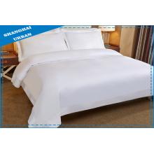 Housse de couette en coton polyester Housse d'hôtel Literie