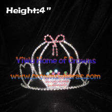 Herzförmige Korb Geschenk Ostern Pageant Kronen