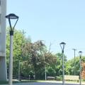 30w LED de estacionamiento de luz al aire libre