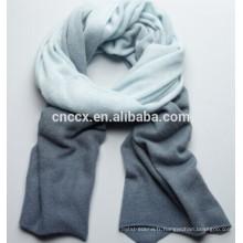 PK17ST166 ombre cachemire écharpe wrap