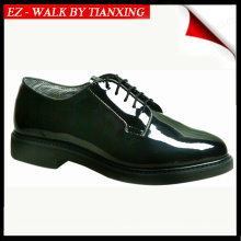 CHAUSSURES MILITAIRES OXFORD AVEC CUIR SHINNY