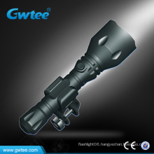 Rechargeable led bike flashlight