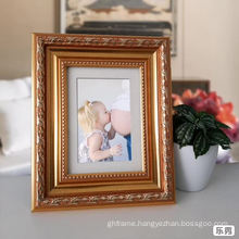 Luxury gloden color home decoration picture frame