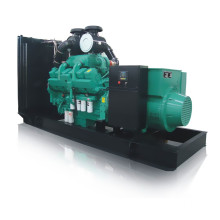 Water cooled Cummins Diesel Generator Set
