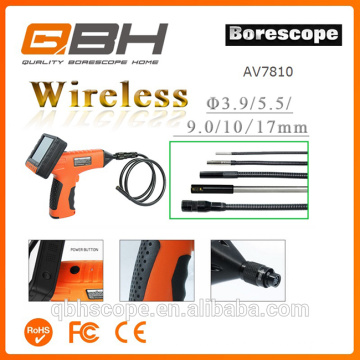 video endoscope sewer pipe inspection camera underwater wells inspection camera