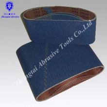 Fabrique la correa abrasiva del corindón de Zirconia para la venta