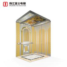 ZhuJiangFuJi Custom Cabin Lift Passenger Elevator For Shopping Center