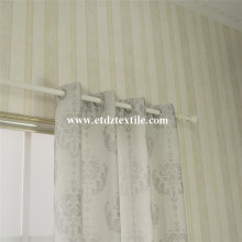 Factory made hot-sale for Linen Jacquard Curtain Popular Linen Pattern Curtain Fabric supply to Afghanistan Factory