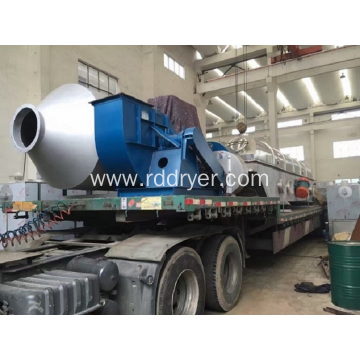 Zlg Series Vibrating Fluidized Drying Machine for Seasoner Granules