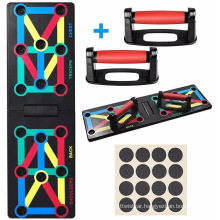 Wholesale Foldable Normal Indoor Gymnastic Push up Board for Exercise