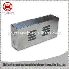 stainless steel metal enclosure