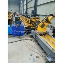 Profil U Omega Cold Roll Forming Machinery