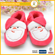 Wholesale shoes baby moccasins hot sale first step winter red