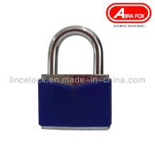 Fermeture en fer / ferrure en acier avec revêtement en PVC (604A)