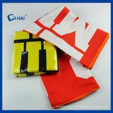 Печатная многоцелевая пляжная чистка пляжного полотенца Microfiber (QSDE9980)