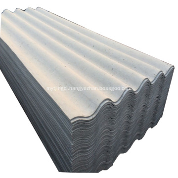 PVA Fiber Cement Corrugated Roofing Sheets
