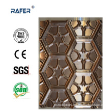 New Design and High Quality Embossed Star Design Cold Rolled Steel Sheet (RA-C043)