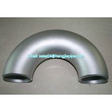 long radius 180deg stainless steel elbow