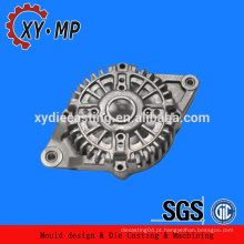 Usado carro trocador alumínio cnc usinado auto peças