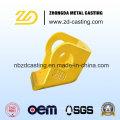 Kundenspezifische Sandguss für High Mangan Steel Connector in China