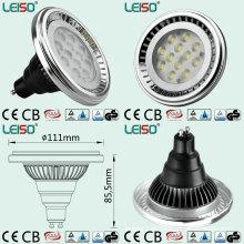 GU10 Proyector LED por lo menos 950lumen