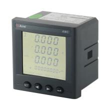 Analog Output 3 phase power meter panel mount