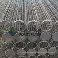 FORST Galvanisierter Stahlfilterbeutelkäfig