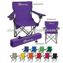 Foldable Sport Chair with can holder