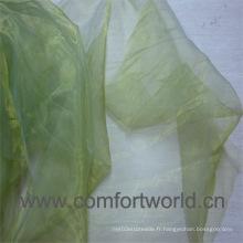 Tissu en rideau organza (SHCL00831)