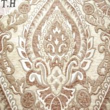 Tapicería Chenille Sofá y tela de cortina por 440GSM