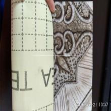 Quick Install bunten Druck Schwamm PVC-Bodenbelag