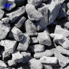80-150 mm Asche-Gießereikoks und Kupolakoks für kleine Schmelzofen