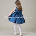 Estilos chineses crianças meninas bordado bonito 2 cores disponíveis padrões de vestido de menina de flor