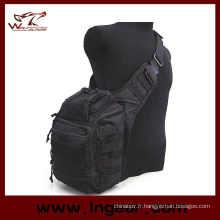 Nouvelle arrivée Tactical Gear Nylon sac à bandoulière sac militaire Haversack