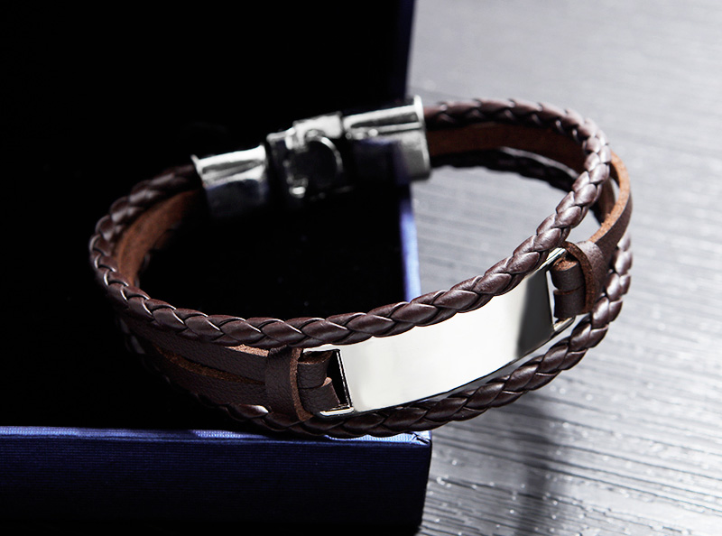 leather bracelet blanks