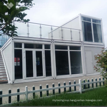 shipping prefabrciated homes house flat pack container
