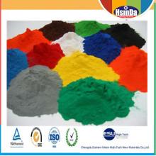 Recubrimiento en polvo ecológico del color de la pintura de Ral