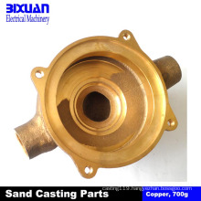 Sand Casting Product Brass Part Brass Product Steel Casting
