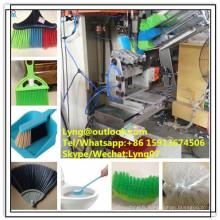 2015 CNC 4 axes nylon en plastique balai faisant la machine fournisseurs de la Chine