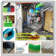 2015 CNC 4 axis nylon plastic broom making machine China suppliers