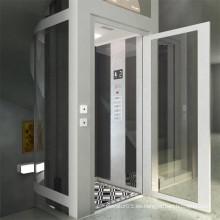 Elevador casero pequeño de cristal interior barato 400kg los 0.4m / S
