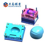 Alta calidad China Alibaba venta al por mayor visera de casco de plástico moldeo de plástico molde de la lente