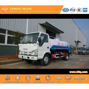 Isuzu 100P 4x2 Water Sprinkler Vehicle
