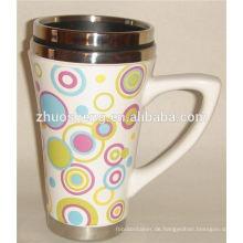 neueste Produkte im Markt-Sublimation-Keramik-Becher, Keramik-Becher Hersteller, moderne Kaffeetassen